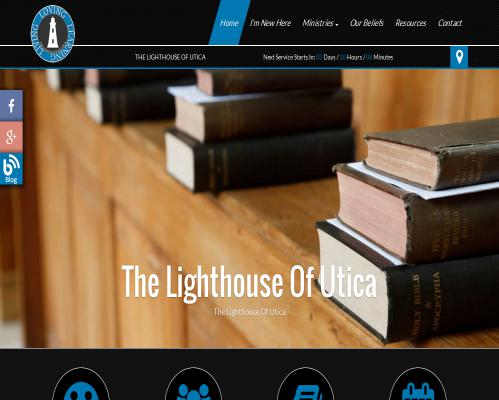 The Lighthouse of Utica Responsive Design in Newark Ohio