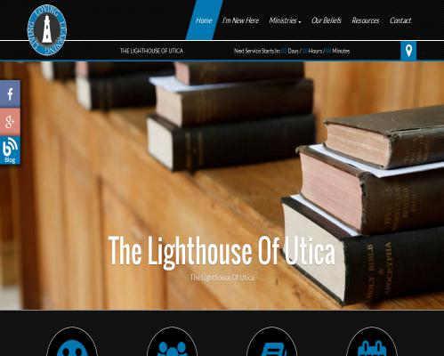The Lighthouse of Utica Responsive Design in Newark Ohio